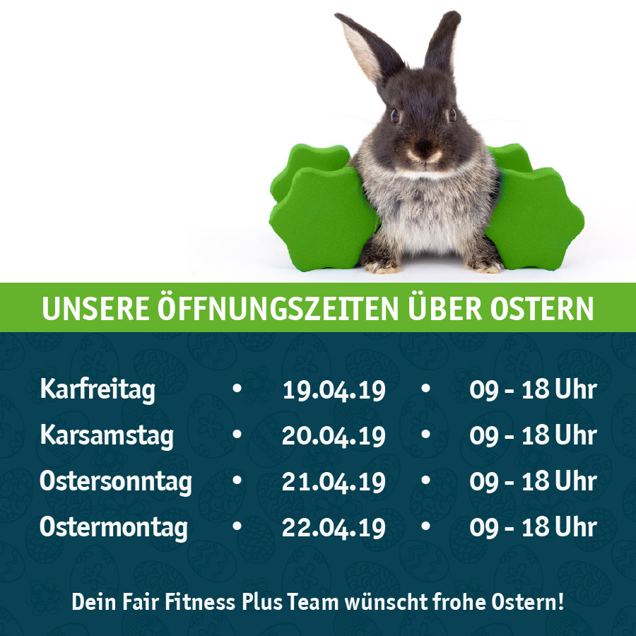 FF PLUS AA Oeffnungszeiten Posting April 2019
